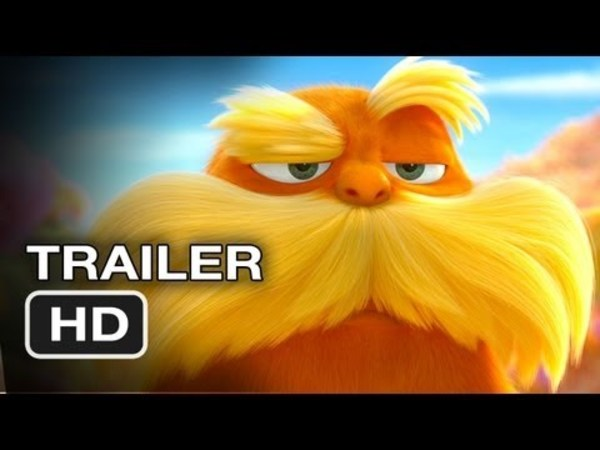 Dr. Seuss' The Lorax Trailer