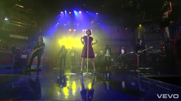 You Belong With Me (Live on Letterman)