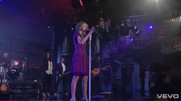Love Story (Live on Letterman)