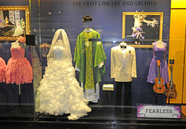 Speak Now Exhibit