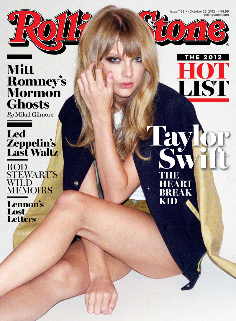 taylor covers rolling stone magazine taylor covers the latest issue of