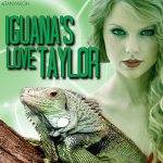 Iguana's Love Taylor avatar