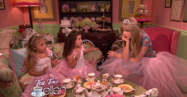 Tea Time with Sophia Grace & Rosie