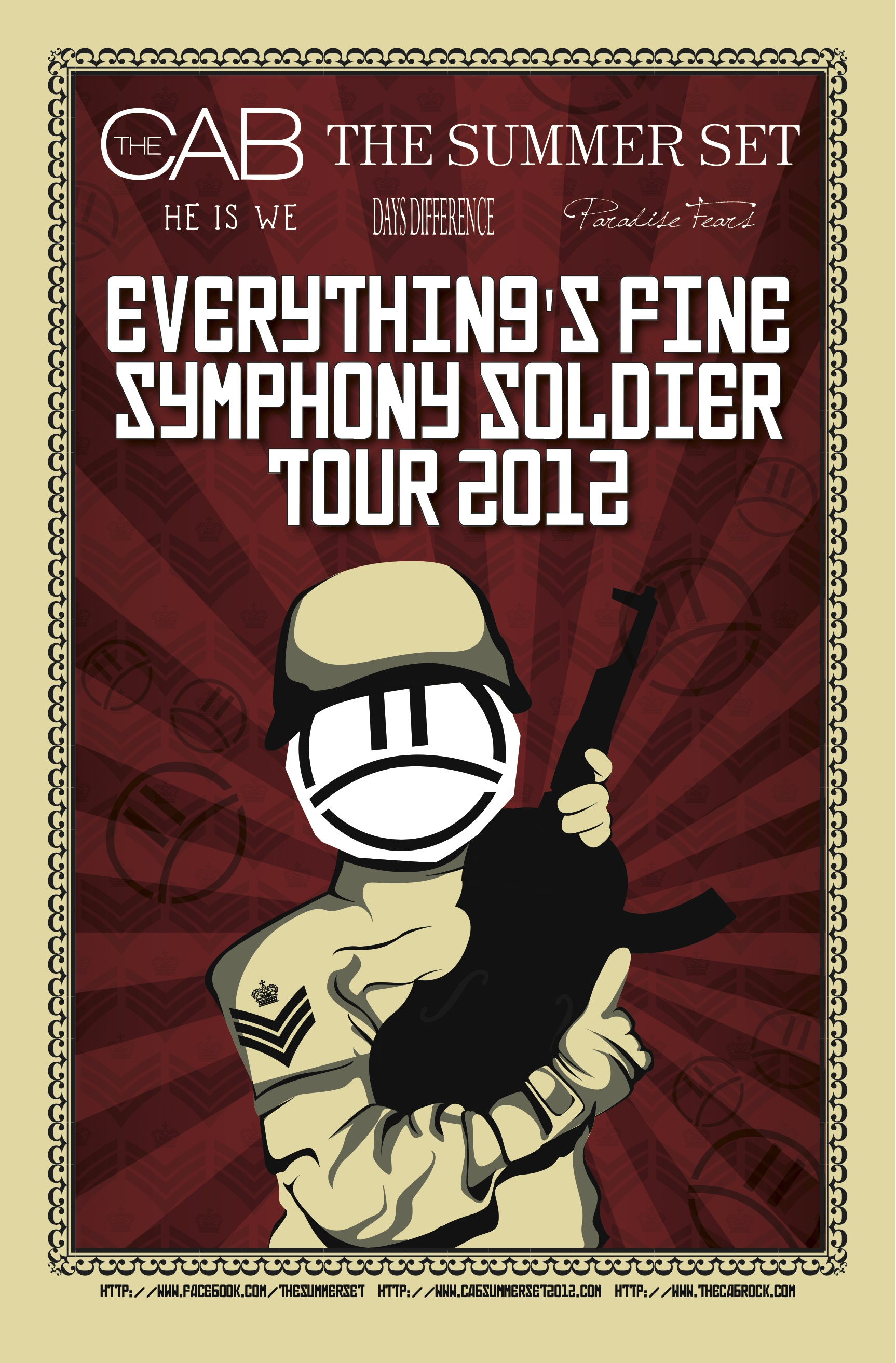 everythings fine symphony solider