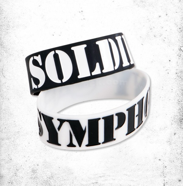 Symphony Soldier Bracelet Pair