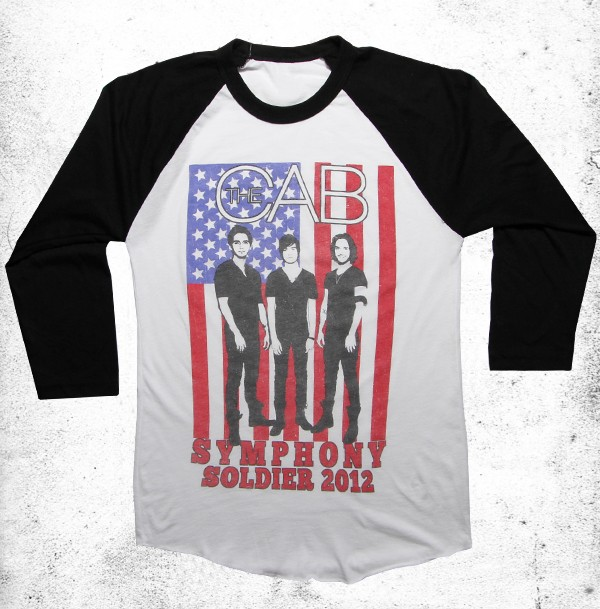 Symphony Soldier 2012 Raglan