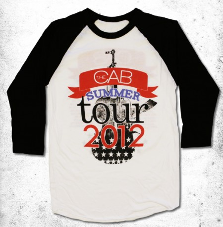 Summer Tour 2012 Raglan image