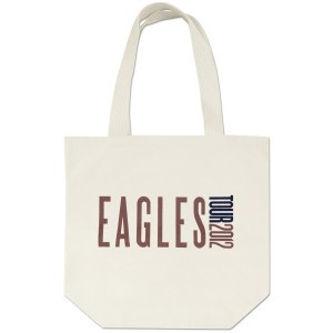 Eagles Tour 2012 Tote Bag