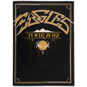 Eagles 2012 Tour Program image