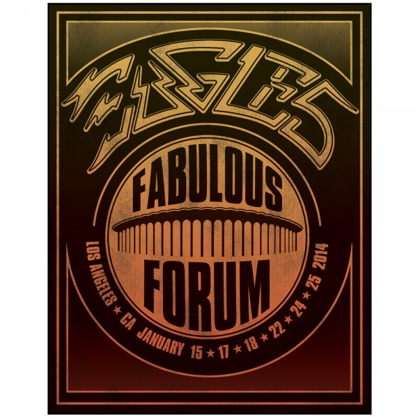 The Fabulous Forum 2014 Poster image
