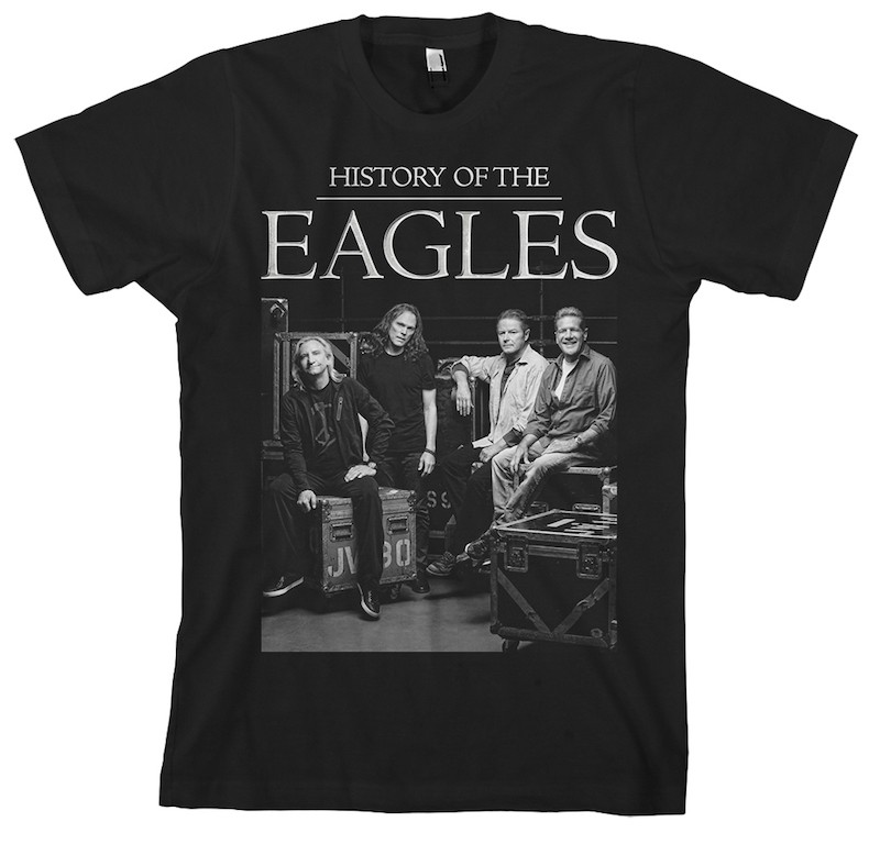 Eagles Backstage Photo T-Shirt