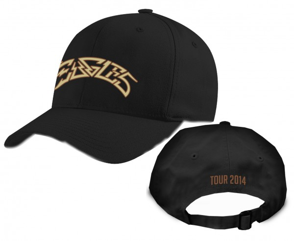 Black 2014 Tour Greatest Hits Hat image