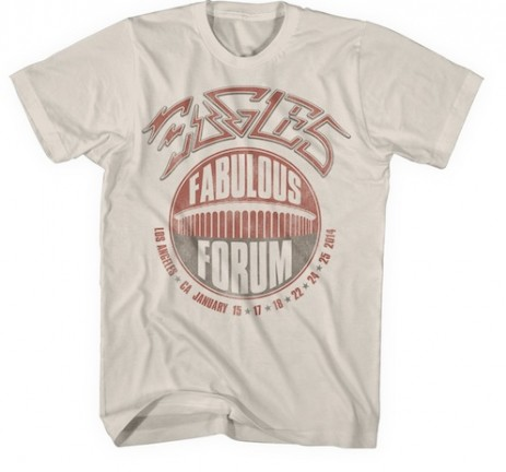 2014 The Fabulous Forum T-Shirt image