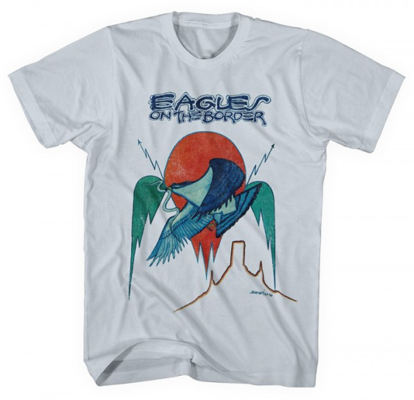 Eagles On The Border T-Shirt image
