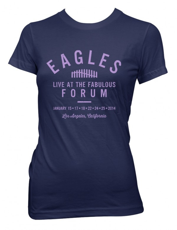 The Fabulous Forum 2014 Womens Tee