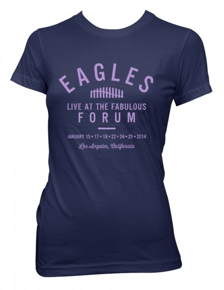 2014 The Fabulous Forum Womens Tee