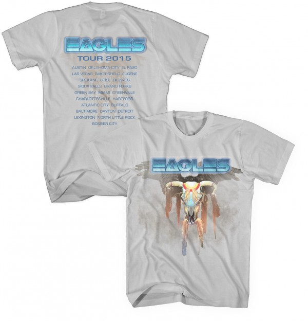 2015 One of These Nights Tour T-Shirt