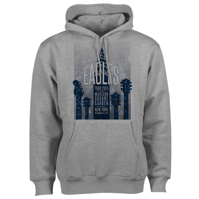 Madison Square Garden 2013 Tour Hoodie