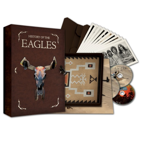 History of The Eagles Super Deluxe Limited Edition Box Set