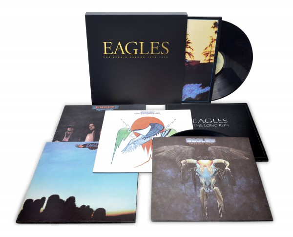 The Studio Albums 1972-1979 - Limited Edition Six-LP Boxed Set image