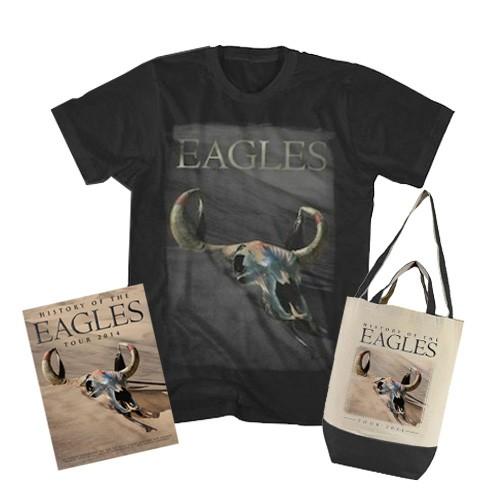 HOE Black Tour T-Shirt + Lithograph + Tote Bag