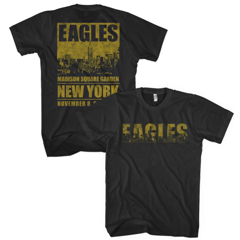 Madison Square Garden 2013 Tour T-Shirt
