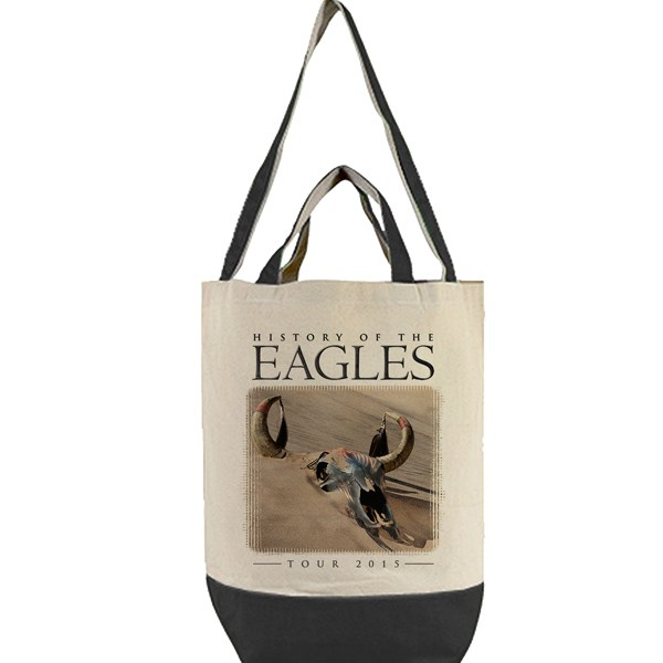 "2015 ""History of the Eagles"" Tour Tote Bag"