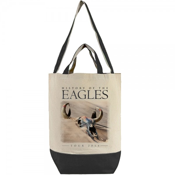 """History of the Eagles"" Tour 2014 Tote Bag"