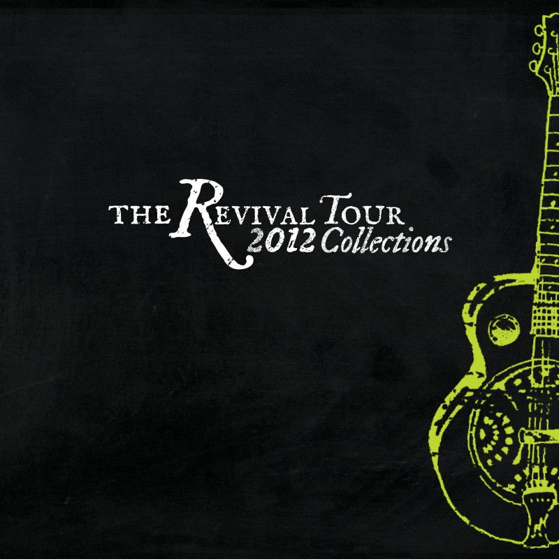 (CD + Download) The Revival Tour 2012 Collections