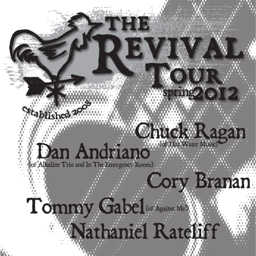 The Revival Tour 2012 Lineup Announced & Tickets Info