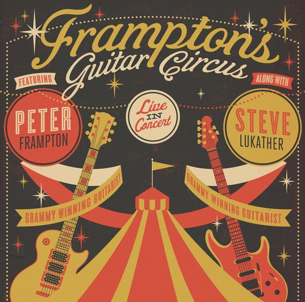 steve lukather appears on peter frampton�s guitar circus