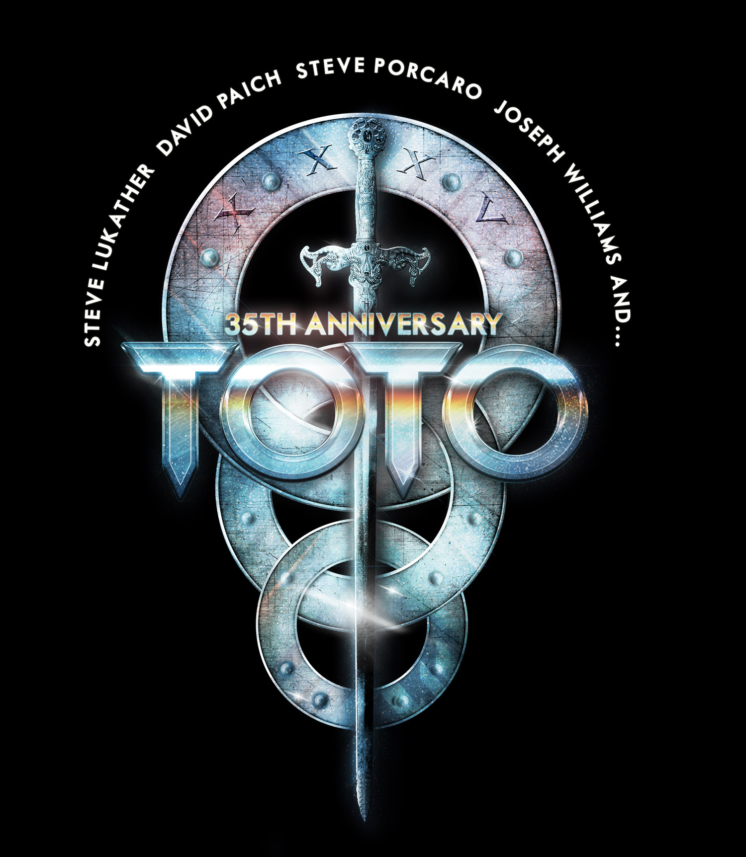 Toto 35th Logo