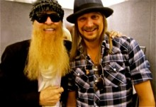 Billy with Kid Rock