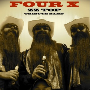 Four X - ZZ top tribute avatar