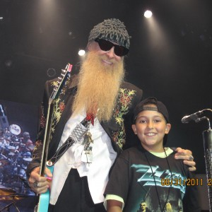 Jersey ZZ Top Fan avatar