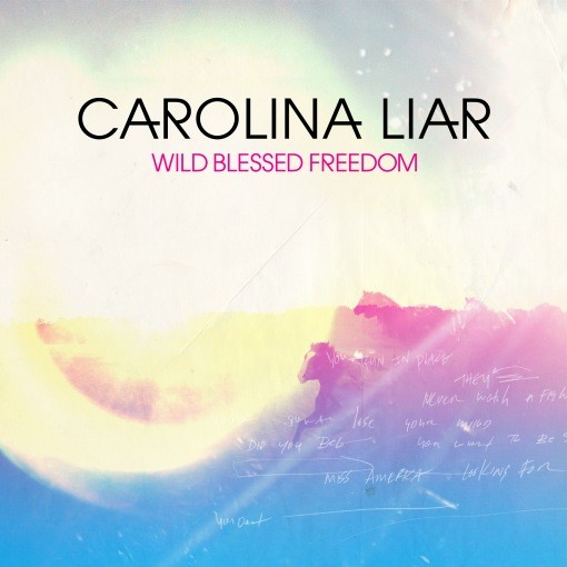 Wild Blessed Freedom - Cover Art