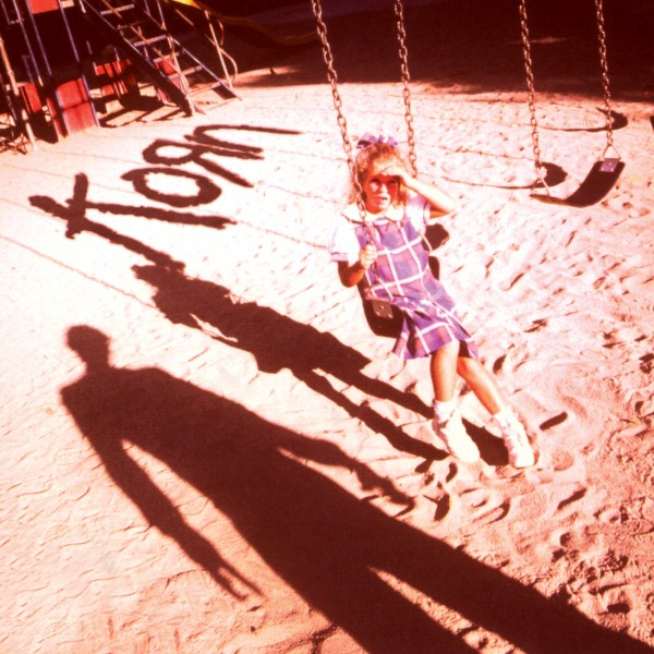 Korn - Cover Art