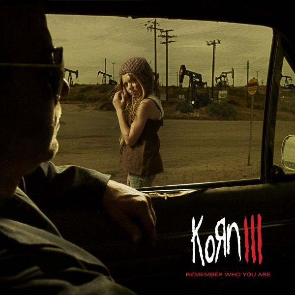 Korn III: Remember Who You Are - Cover Art
