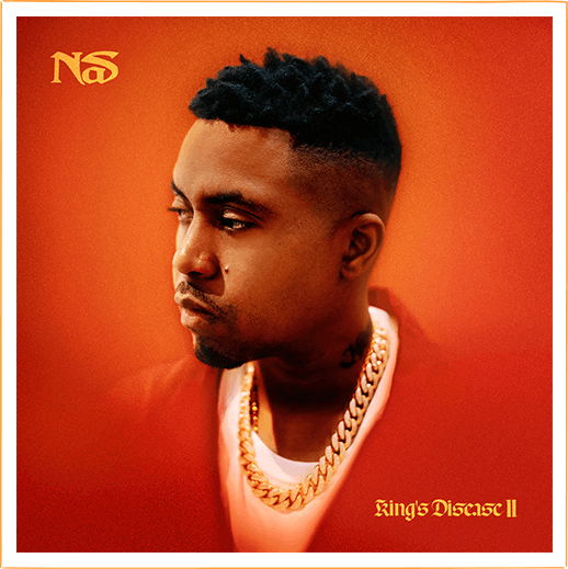 Nas King's Disease II Album Cover