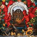 Nas King's Disease Album Cover
