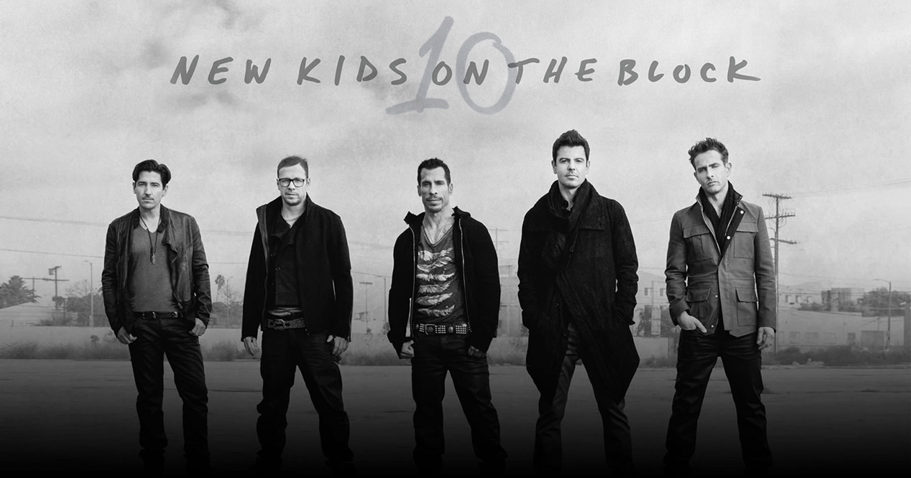 NEW KIDS ON THE BLOCK Tour Dates 2016