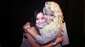 nicki minaj meet and greet tickets 2012