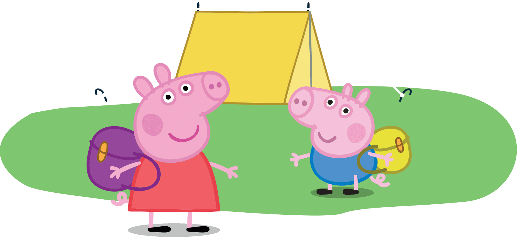 Peppa Pigs Adventure Official Site