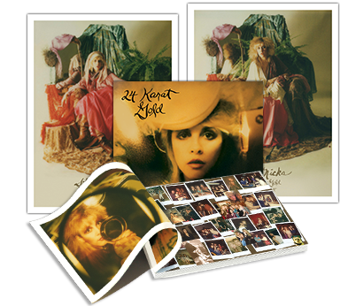 Stevie Nicks – 24 Karat Gold-Songs From The Vault