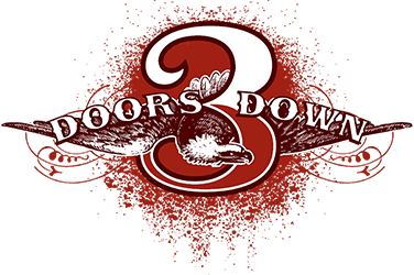 3 Doors Down Logo